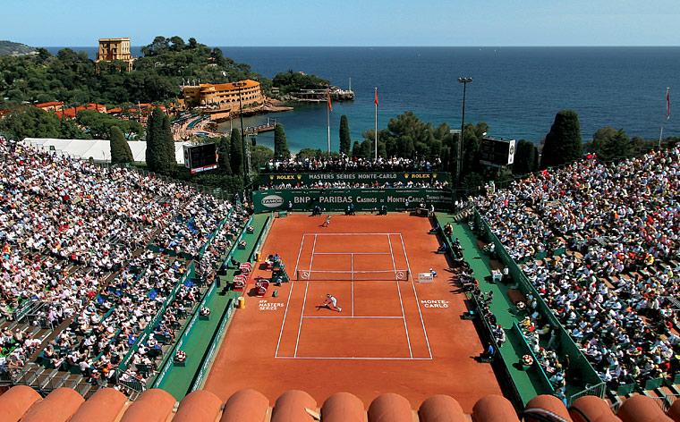 Évènementiel – Monte Carlo Rolex Masters, Monaco