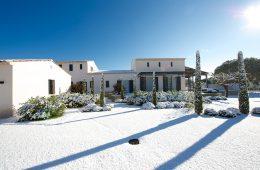 Luxury Villa Wrought Iron Project in St Tropez